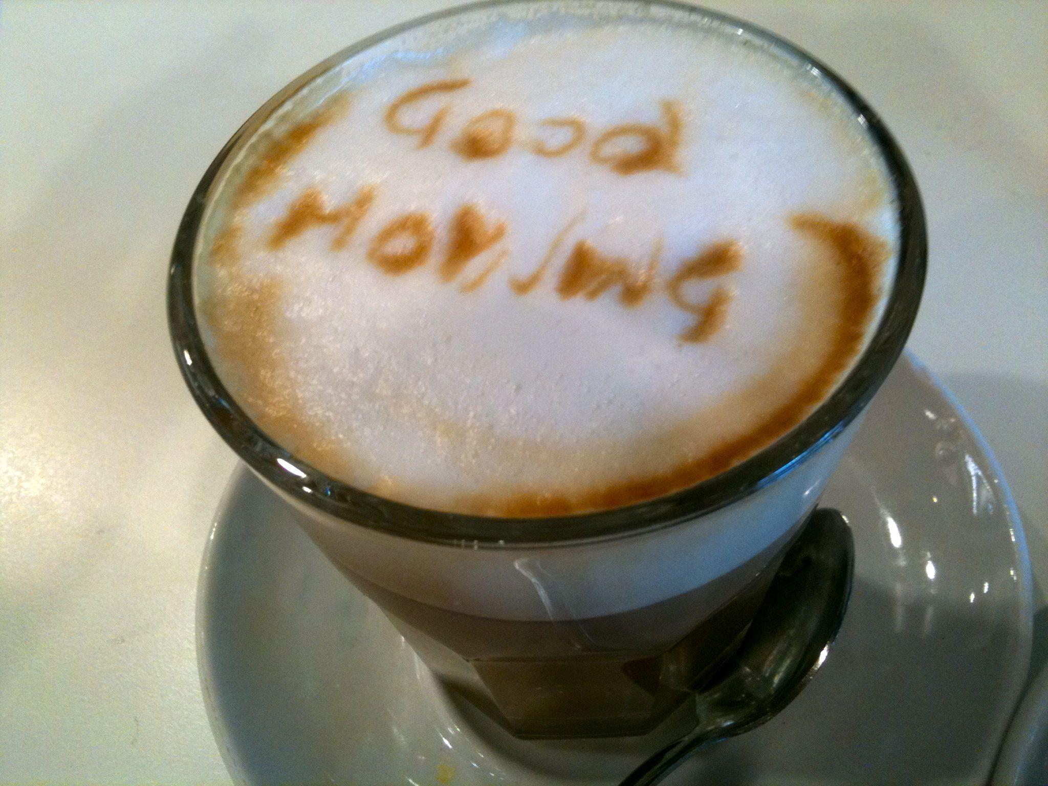 Good Morning Honey Artinya : Good morning honey up north