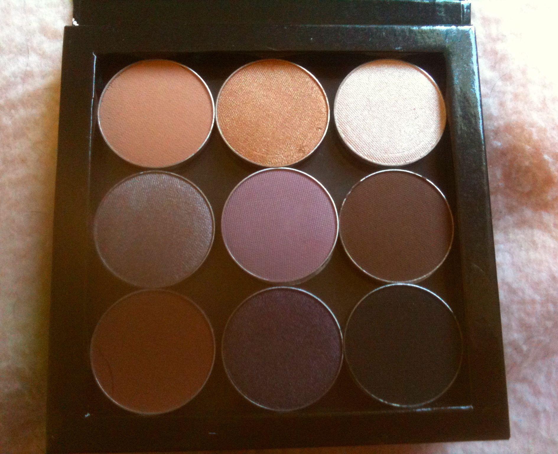 Maquillaje Geek 9-Eyeshadow Starter Kit - Sombras de Ojos